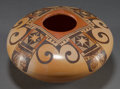American Indian Art:Pottery, A HOPI POLYCHROME JAR. Adelle Nampeyo...