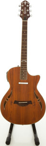 Musical Instruments:Acoustic Guitars, Crafter SA-ARW Andes Rosewood Acoustic Electric Guitar, #06057580....