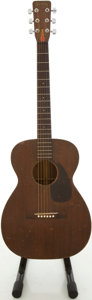 Musical Instruments:Acoustic Guitars, 1958 Martin 0-15 Mahogany Acoustic Guitar, #164925....