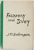 Books:First Editions, J. D. Salinger. Franny and Zooey....