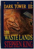 Books:First Editions, Stephen King. The Dark Tower III: The Waste Lands....