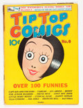Golden Age (1938-1955):Miscellaneous, Tip Top Comics #6 (United Features Syndicate/Standard, 1936) Condition: VG-....