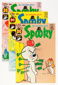 Bronze Age (1970-1979):Cartoon Character, Spooky #115-161 File Copy Short Box Group (Harvey, 1970-80)Condition: Average NM-....