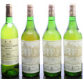 White Bordeaux, Chateau Haut Brion Blanc . 1987 Pessac-Leognan 3lbsl Bottle(3). Chateau Laville Haut Brion Blanc . 1983 P... (Total: 4Btls. )