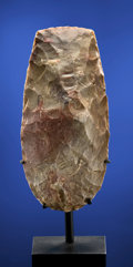 Paleolithic Artifacts:Stone Tools, NEOLITHIC AXE. ...