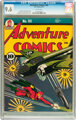 Adventure Comics #65 (DC, 1941) CGC NM+ 9.6 White pages
