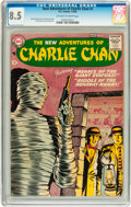 Silver Age (1956-1969):Mystery, The New Adventures of Charlie Chan #2 (DC, 1958) CGC VF+ 8.5Off-white to white pages....