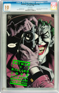 Modern Age (1980-Present):Superhero, Batman: The Killing Joke #nn (DC, 1988) CGC MT 10 White pages....