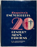 Books:Non-fiction, [Men's Fashion]. O. E. Schoeffler and William Gale. Esquire's Encyclopedia of 20th Century Men's Fashions. New York:...