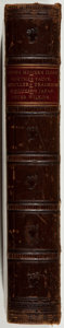 Books:Fine Bindings & Library Sets, [Fine Bindings]. A Collection of Six Published Works by Ingram, Cooke, and Co. Published in the Year 1853 Bound Together, in...