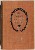 Books:Americana & American History, Emerson Hough. The Story of the Cowboy. New York: D.Appleton and Company, 1897. First edition. Octavo. Publishe...