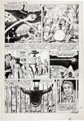 "Original Comic Art:Panel Pages, Jack Kirby and Dick Ayers Tales of Suspense #33 ""The Mysteryof the Tax Collector from Space"" Page 6 Original ..."