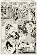 Original Comic Art:Panel Pages, John Byrne and Terry Austin X-Men #120 Page 23 Original Art(Marvel, 1979)....