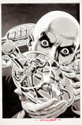 Original Comic Art:Covers, Russ Heath Sea Devils #4 Cover Recreation Original Art(1995)....
