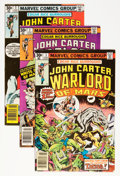 Silver Age (1956-1969):Adventure, Comic Books - Tarzan/John Carter of Mars-Related Group (Various Publishers, 1950s-'70s) Condition: Average FN.... (Total: 30 Items)