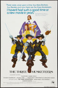 "Movie Posters:Swashbuckler, The Three Musketeers (20th Century Fox, 1974). One Sheet (27"" X 41""). Swashbuckler.. ..."