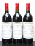 Red Bordeaux, Chateau Cheval Blanc 1990 . St. Emilion. Bottle (3). ...(Total: 3 Btls. )
