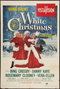 "Movie Posters:Musical, White Christmas (Paramount, 1954). One Sheet (27"" X 41""). Musical....."