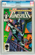 Modern Age (1980-Present):Superhero, The Punisher #1 (Marvel, 1987) CGC NM/MT 9.8 Off-white to whitepages....