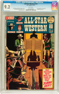 Bronze Age (1970-1979):Western, All-Star Western #10 (DC, 1972) CGC NM- 9.2 White pages....