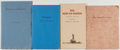 Books:Americana & American History, Carl Hertzog [publisher]. Group of Four Pamphlets Published by CarlHertzog, including: George Dillon Morgan. Poems.... (Total: 4Items)