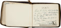 Hockey Collectibles:Others, Mid to Late 1930's Hockey Greats Multi-Signed Autograph Book (35+ Signatures). ...