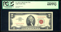 Small Size:Legal Tender Notes, Fr. 1513* $2 1963 Legal Tender Star Note. PCGS Superb Gem New 68PPQ.. ...