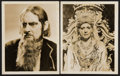 """Movie Posters:Historical Drama, Lionel and Ethel Barrymore in Rasputin and the Empress (MGM, 1932).Portrait Photos (2) (8"""" X 10""""). Historical Drama.. ... (Total: 2Items)"""