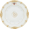 Political:Presidential Relics, James K. Polk: White House China....
