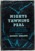 Books:Horror & Supernatural, August Derleth, [editor]. INSCRIBED. Night's Yawning Peal.Sauk City: Arkham House, 1952. First edition, first print...