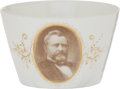 Political:3D & Other Display (pre-1896), Ulysses S. Grant: Delicate Coffee Cup....