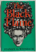 Books:Science Fiction & Fantasy, Stanley G. Weinbaum. LIMITED. The Black Flame. Reading: Fantasy Press, 1948. First edition, limited to 500 numbere...