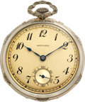 Timepieces:Pocket (pre 1900) , E. Howard 14k 12 Size With Box & Papers. ...