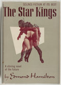 Books:Science Fiction & Fantasy, [Forrest J. Ackerman's copy]. Edmond Hamilton. INSCRIBED TOACKERMAN. The Star Kings. New York: Frederick Fell, ...