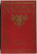 Books:Americana & American History, Gertrude Atherton. California: An Intimate History. NewYork: Harper & Brothers, 1914. First edition, first printing...