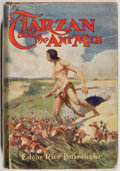 Books:Science Fiction & Fantasy, Edgar Rice Burroughs. Tarzan and the Ant Men. London: Methuen, [1925]. First British edition, first printing. Octavo...