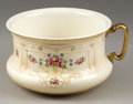 Antiques:Antiquities, Chamber Pot, Earthenware,...