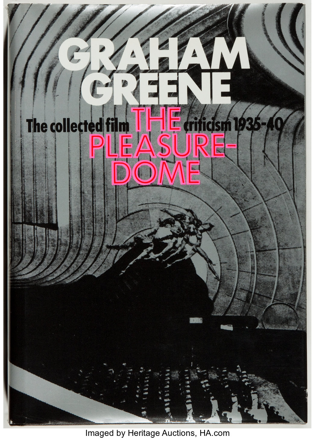 Film Criticism Graham Greene The Pleasure Dome The Collected Lot 92539 Heritage Auctions