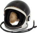 Transportation:Aviation, Air Force HGK-13 Full-Pressure Helmet as Used in the X-15....