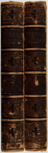 Books:Art & Architecture, [Steel Engravings]. J. M. W. Turner. The Turner Gallery: A Series of One Hundred and Twenty Engravings. Volumes I ... (Total: 2 Items)