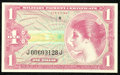 Military Payment Certificates:Series 641, Series 641 $1 Choice About New.. ...