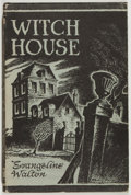 Books:Horror & Supernatural, Evangeline Walton. Witch House. Sauk City, Wisconsin: Arkham House, 1945. First edition. Octavo. 200 pages plus ...