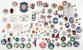 Baseball Collectibles:Pins, Vintage to Modern Chicago Cubs Player & Team Pin BacksCollection (110+). ...