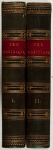 Books:Literature Pre-1900, W. M. Thackeray. The Virginians. London: Bradbury &Evans, 1858. First edition, first printing with error on pag...(Total: 2 Items)