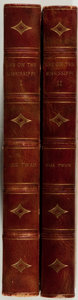 Books:Literature 1900-up, Mark Twain. Life on the Mississippi. Boston: James R.Osgood, 1883. First edition, first state. Two octavo volum...(Total: 2 Items)