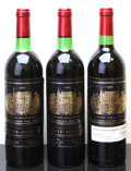 Red Bordeaux, Chateau Palmer 1983 . Margaux. 2ts, 3lscl, differentimporters. Bottle (3). ... (Total: 3 Btls. )