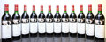 Red Bordeaux, Chateau Mouton Rothschild 1986 . Pauillac. 2bn, 9ts, 1vhs,4lnc, owc. Bottle (12). ... (Total: 12 Btls. )