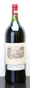Red Bordeaux, Chateau Lafite Rothschild 1990 . Pauillac. Magnum (1). ...(Total: 1 Mag. )
