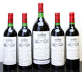 Red Bordeaux, Chateau Leoville Las Cases. St. Julien. 1982 1bn, 1lgsl, 1nlBottle (4). 1982 Magnum (1). ... (Total: 4 Btls. & 1 Mag. )