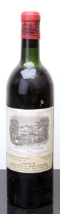 Red Bordeaux, Chateau Lafite Rothschild 1962 . Pauillac. vhs, lbsl. Bottle(1). ... (Total: 1 Btl. )